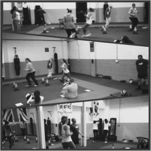 Tom Fitness circuits class!